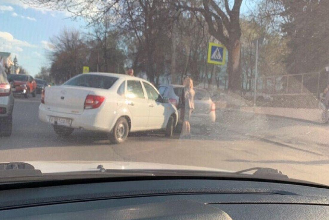 Пензенцам посоветовали объезжать улицу Володарского стороной