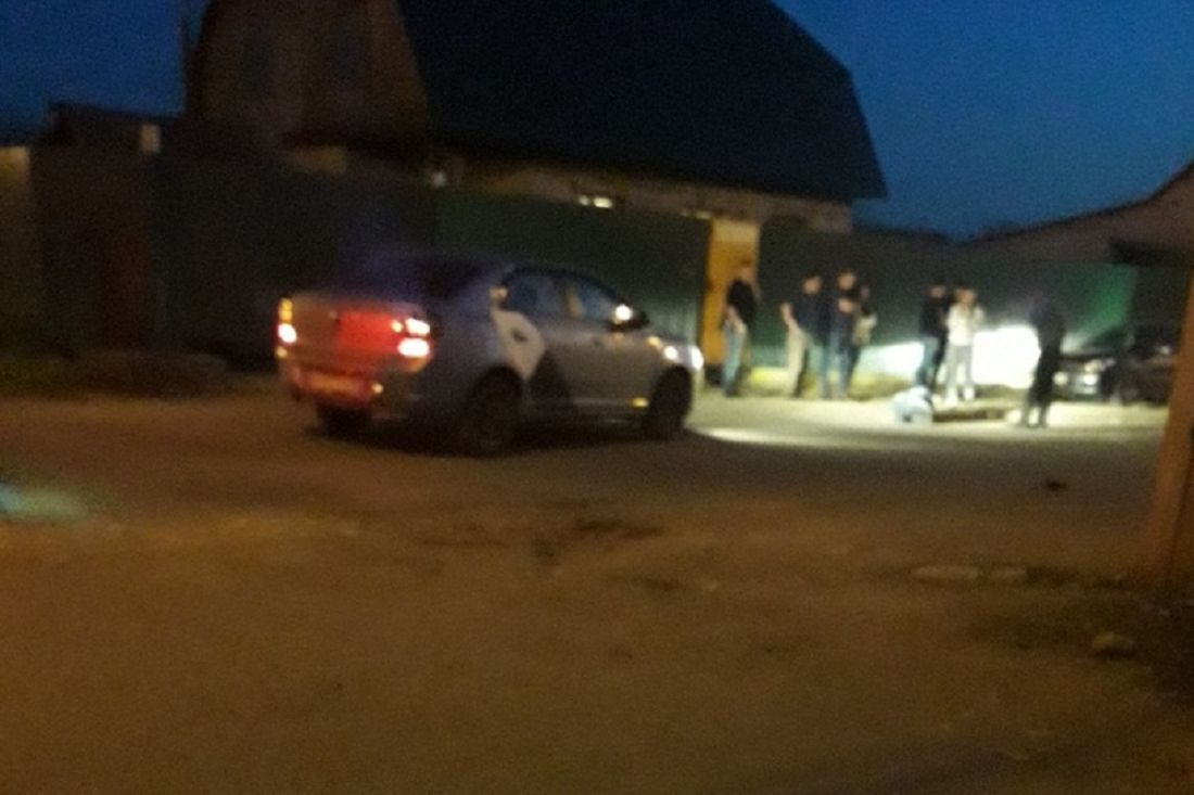 В Пензе водитель «Яндекс. Такси» сбил мужчину. Фото