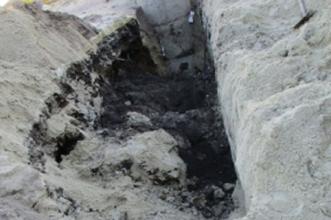 В Пензенской области при обвале траншеи погиб рабочий