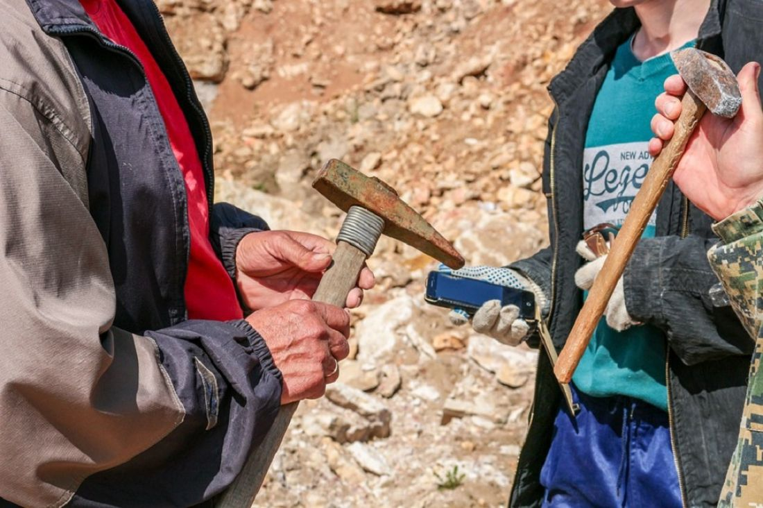 В Пензе над благоустройством исторического вала работают археологи